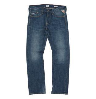 Replay Jeans Waitom Deep Blue Denim
