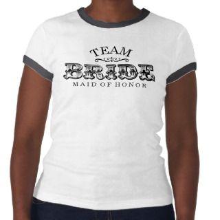 Bridesmaid Tank Top T shirts, Shirts and Custom Bridesmaid Tank Top