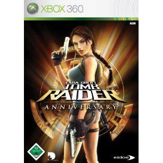 Lara Croft   Tomb Raider Anniversary Xbox 360 Games