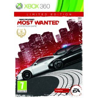: Most Wanted   Limited Edition [AT PEGI]: Xbox 360: Games