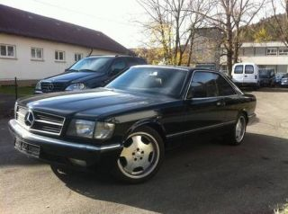 Mercedes Benz 420 SEC ****Umfangreich Restauriert****TO