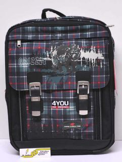 Schulrucksack 4YOU 1143 Classic Plus 431 Grizzly Wolfgang Anders