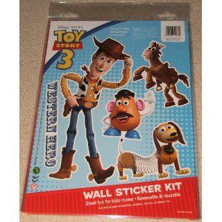 Disney Pixar Toy Story 3 Wandtattoo Set (370) Spielzeug