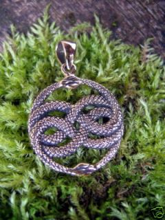 AURYN Symbol f.d.Unendlichkeit BRONZE Mittelalter