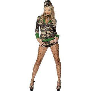 Karneval / Sexy Kostüme / Sexy Army Girl Kostüm: Drogerie