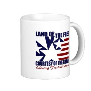 OEF Warrant Officer Coffee Mug