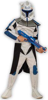 Kinder Star Wars Clone Trooper Klonkrieger Rex Kostüm Verkleidung