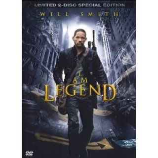 Am Legend Special Edition, 2 DVDs im Digipak inkl. Comic und