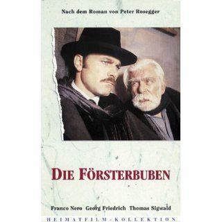 Die Försterbuben [VHS] Franco Nero, Heinz Moog, Tilo Prückner