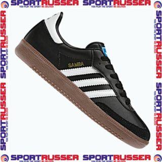 Adidas Samba CL Junior black/white