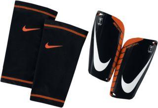Nike Mercurial Lite (008) Schienbeinschoner black/orang