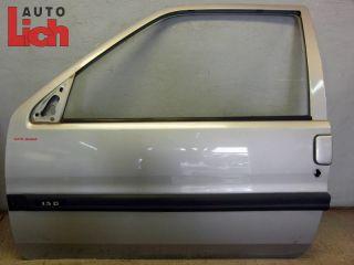 Citroen Saxo 99 03 3Türer Tür Fahrertür Links Vorne EYCC