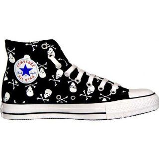 Converse CHUCK TAYLOR All Star Chucks 1Q458 SKULL Crossed