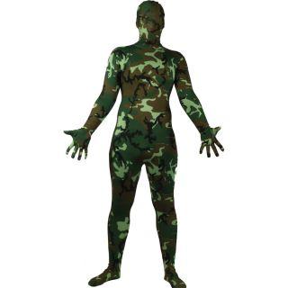 Tarn SKINZ Lycra Spandex Body Hautenger Ganzkörper Anzug Größe S
