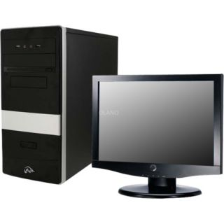 Point of View Mobii + 55,9 cm (22) TFT PC System mit Monitor 3GHz 2GB