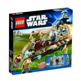 Lego Star Wars 7929   Battle of Naboo