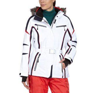Sportalm Damen Skijacke Chiara mit Echtpelzkragen (662217032 01