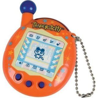Bandai Tamagotchi Connexion Version 4.5 JinSei Plus orange
