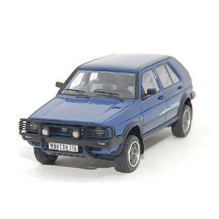 Neo Scale Models VW Golf II Country   143 Spielzeug
