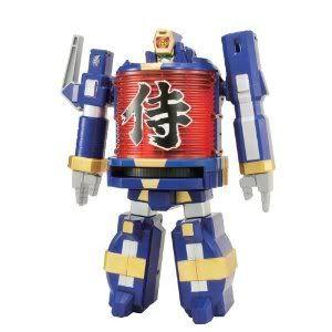 Power rangers BANDAI SAMURAI SENTAI SHINKENGER DAIGOYOU Megazord DX JP