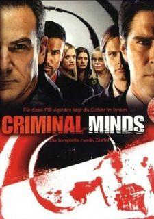 Criminal Minds (Die komplette 2. Staffel)  6 DVD  444