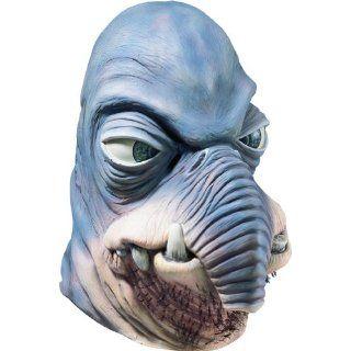 Star Wars Latex Maske Jar Jar Binks zu Halloween Karneval Fasching