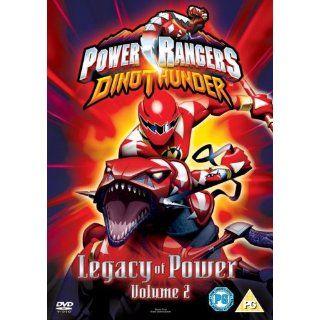Power Rangers Dino Thunder   Vol. 2 Legacy of Power UK Import