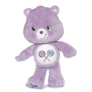 Care Bear Glücksbärchi Glitter GLOW A LOT Share Bear