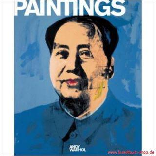 Andy Warhol The Late Work 3 Bände Schuber statt 39,90€ 3791330926
