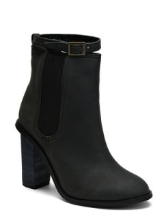 NEU FRIIS & COMPANY coole Pumps Boots Leder Zarifa Halbstiefel