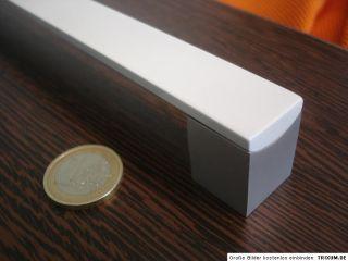 Design Möbelgriff Griffleiste Alu weiß LA 320 mm NEU ! Akira