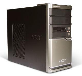 ACER Veriton M464 Midi Tower PC Intel Pentium Dual Core DVD RW GeForce
