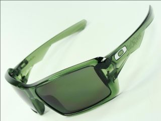 OAKLEY EYEPATCH GREEN GREY SONNENBRILLE PIT BOSS MONSTER DOG TWITCH