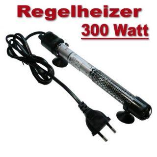 Premium Regelheizer 300 Watt Heizstab Aquarienheizung Heater Heizung