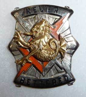 78th SIGNAL BATTALION   VIETNAM WAR ERA DI CREST