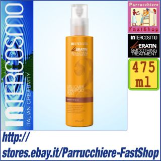 LISS LOVER SHAMPOO DETERGENTE POST KERATIN SMOOTHING TREATMENT
