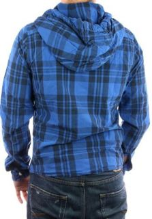 Hollister by Abercrombie&Fitch Herren Kapuzenhemd Shirt Gr. M L NEU 64
