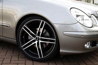 18 Mercedes Benz AMG Kompletträder E Klasse 211 W211