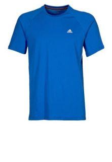 ADIDAS Herren Ess Crew Tee / T Shirt Blau X13518