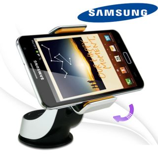 GENUINE SAMSUNG GALAXY S3 NEXUS NOTE 2 iPhone 5 CAR HOLDER AUTO KFZ