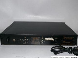 Onkyo T 4015 Quartz Synthesizer MW/UKW Stereo Tuner
