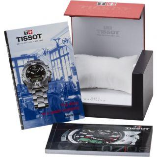 neu HERRENUHR watch Tissot PRC 200 T17.1.516.32 Chronograph SAPHIRGLAS