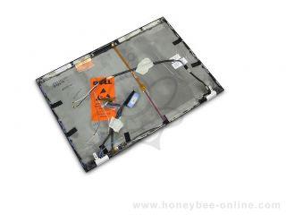 Dell Latitude E6400 Displaydeckel+Scharniere+WLAN Antenne LED 0D517J