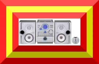 THOMSON CS520 CS 520 HIFI ANLAGE MP3 CD STEREO RADIO