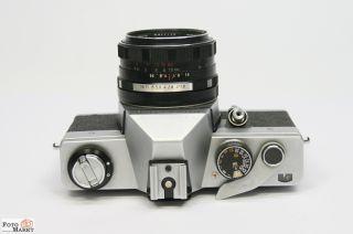 Penacon Prakica LLC SLR Kamera mi Objekiv Meyer Opik Oreson 1,8