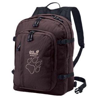 Jack Wolfskin Rucksack Backpack BERKELEY MOCCA Braun