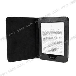 Leder Tasche Smart Case Schutzhülle Cover f.  Kindle Paperwhite