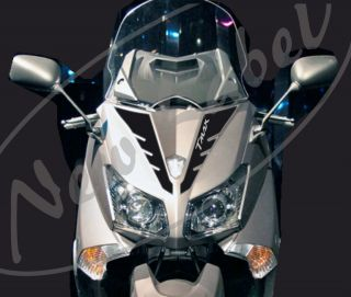 Kit ADESIVI in RESINA per YAMAHA TMAX 530 2012 Stickers 3D FRONTALE