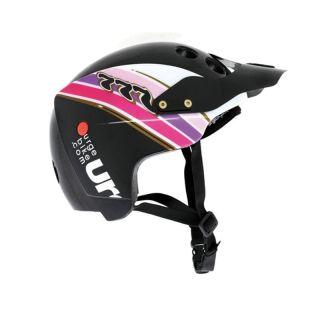 Urge EndurOMatic Bike Helmet 777 Pink BMX 54 57cm 2012 Enlarged