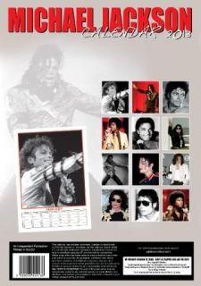 Michael Jackson 2013 Kalender